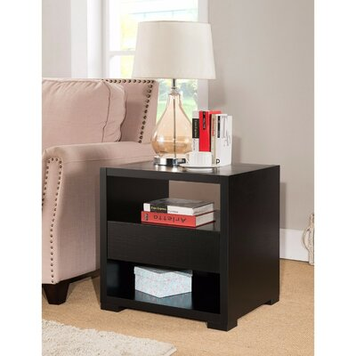 Ducote Elegant Storage End Table