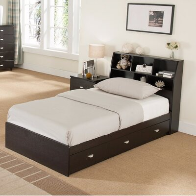 Distefano Twin Storage Platform Bed Size: Twin