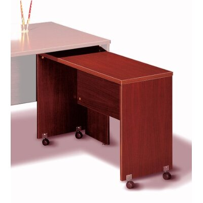 Beaulieu Stylish 27 H x 37 W Desk Return Finish: Cherry Brown