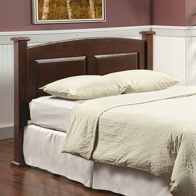 Suriel Transitional Sturdy Panel Headboard Size: Full