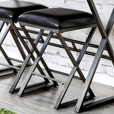 Cateline Industrial 24 Bar Stool