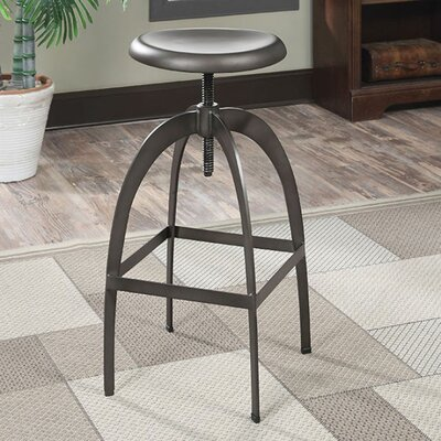 Honn Adjustable Height Bar Stool
