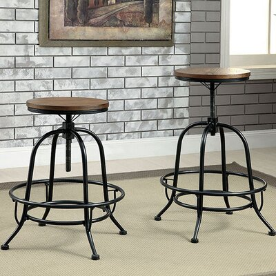 Weber Adjustable Height Bar Stool