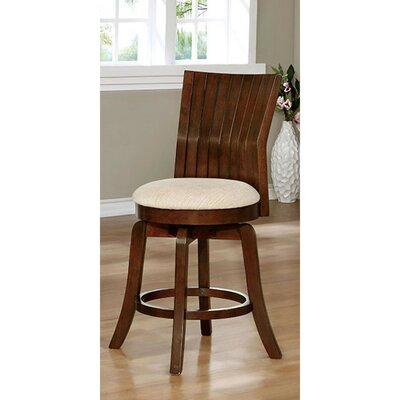 Naeem 24 Swivel Bar Stool