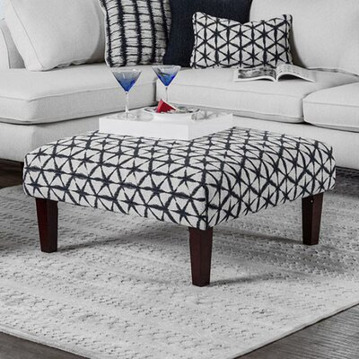 Anemone Cocktail Ottoman