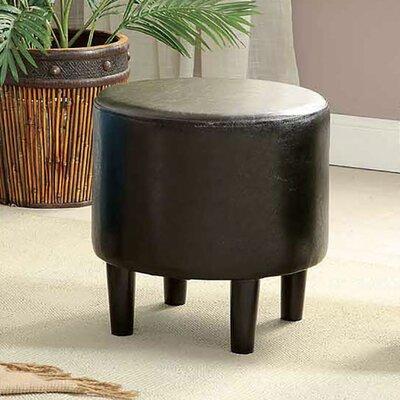 Capobianco Ottoman Upholstery: Brown