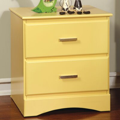 Haywards Heath 2 Drawer Nightstand