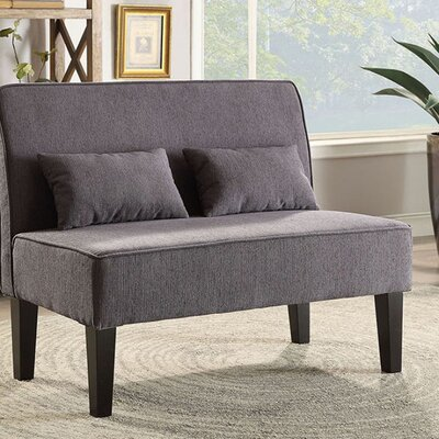 Ritter Chair and a Half Upholstery: Gray