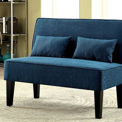 Ritter Chair and a Half Upholstery: Dark Teal