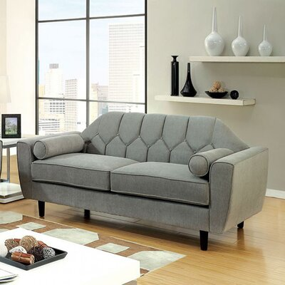 Kristen Contemporary Loveseat
