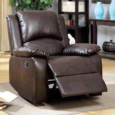 Yamanda Manual Rocker Recliner