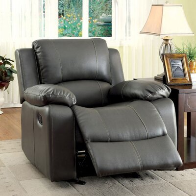 Rittenberry Manual Rocker Recliner