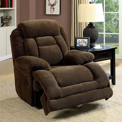 Franziska Transitional Manual Rocker Recliner