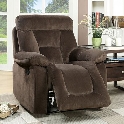 Vancel Transitional Recliner