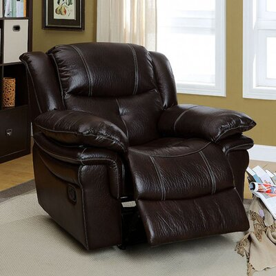 Chuan Transitional Standard Rocker Recliner