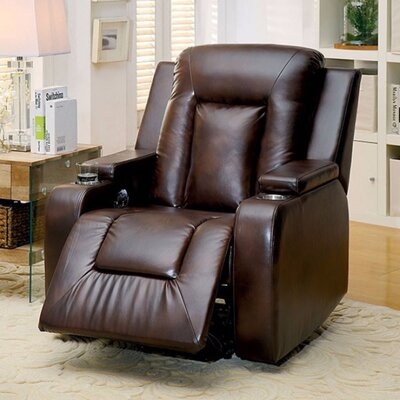 Rodin Manual Rocker Recliner
