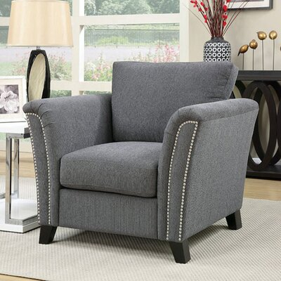 Raffinel Armchair Upholstery: Gray