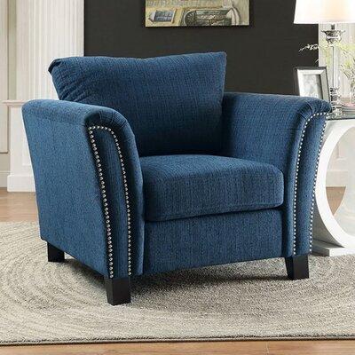 Raffinel Armchair Upholstery: Dark Teal