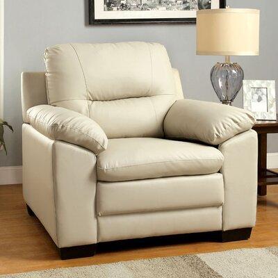 Robinett Armchair Upholstery: Ivory