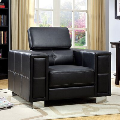 Memphis Leather Armchair