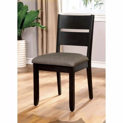 Roemer Transitional Solid Wood Dining Chair