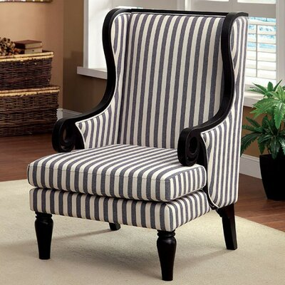 Blas Wingback Chair