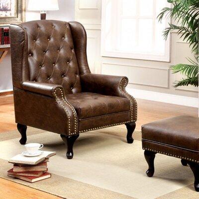 Cardella Wingback Chair