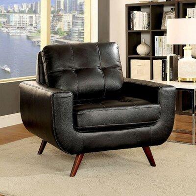 Horatio Mid-Century Modern Armchair