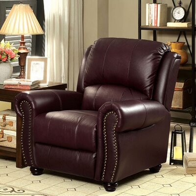 Amhold Transitional Armchair