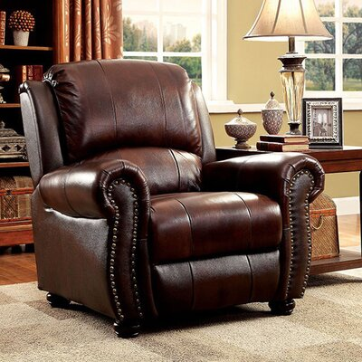 Amhold Transitional Club Chair