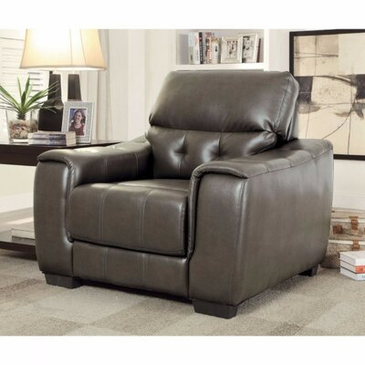 Roby Leather Chair