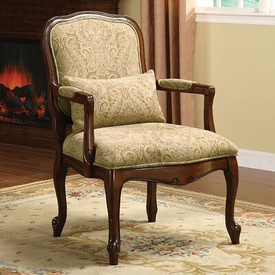 Bechtel Traditional Accent Armchair