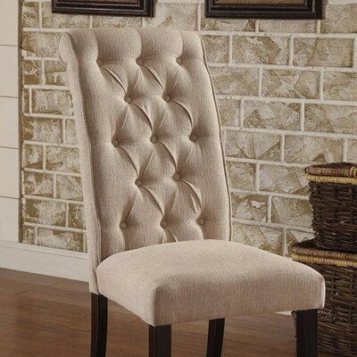 Brendis Solid Wood Dining Chair