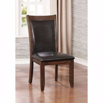 Justus Solid Wood Dining Chair