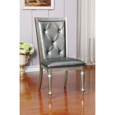 Brusselsa Solid Wood Dining Chair