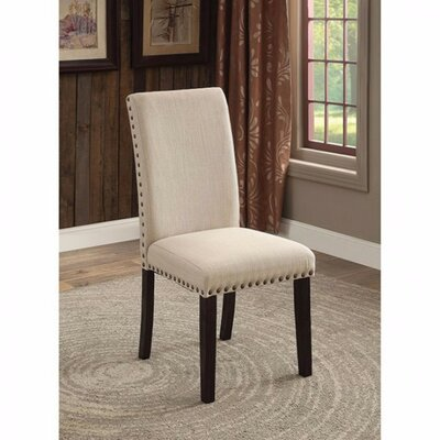 Amet Transitional Upholstered Dining Chair
