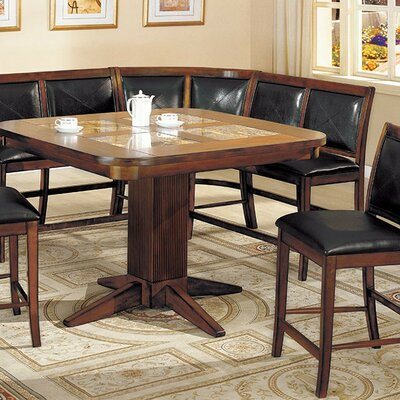Keyshawn Transitional Solid Wood Dining Chair