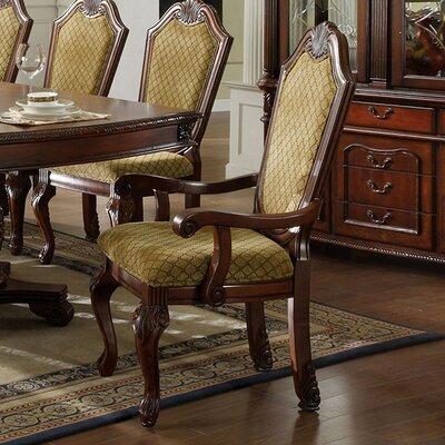 Barrview Traditional Upholstered Dining Chair