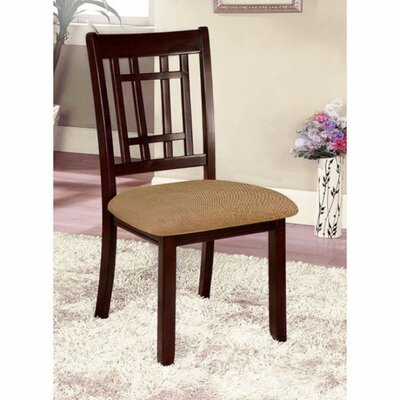 Mahe Transitional Solid Wood Dining Chair
