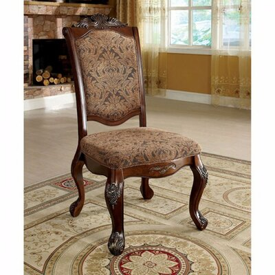 Barrville Solid Wood Side Chair