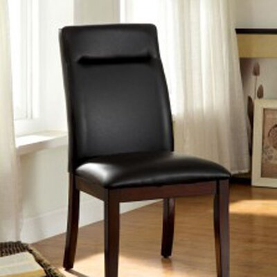Keiu Solid Wood Dining Chair