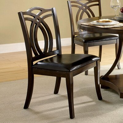 Jennilee Solid Wood Dining Chair