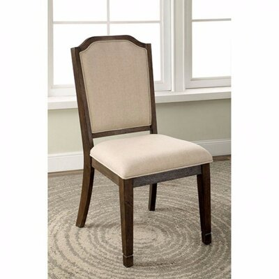 Arvin Transitional Solid Wood Dining Chair