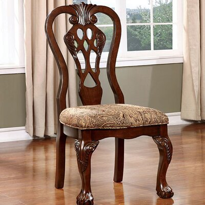 Bartelso Solid Wood Side Chair