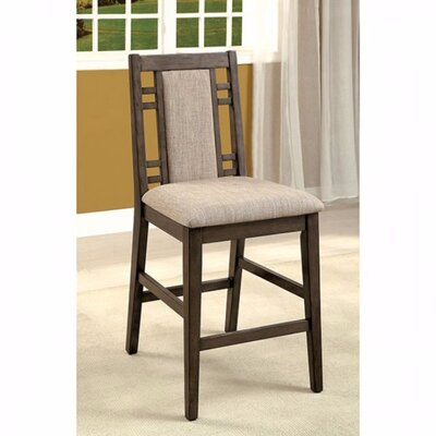 Blatt Counter Height Upholstered Dining Chair