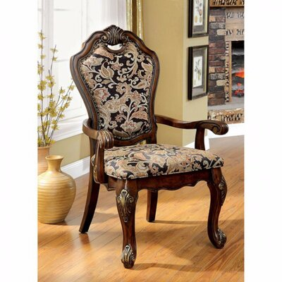 Bartz Traditional Armchair