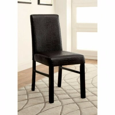 Nikesia Solid Wood Dining Chair