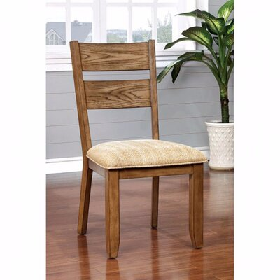 Avilla Transitional Solid Wood Dining Chair