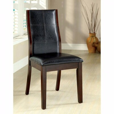 Ritchey Transitional Solid Wood Dining Chair