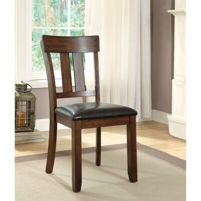 Cheever Transitional Solid Wood Dining Chair